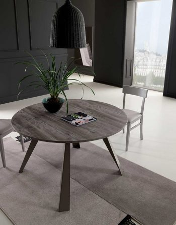 Carlton Circular Dining Table