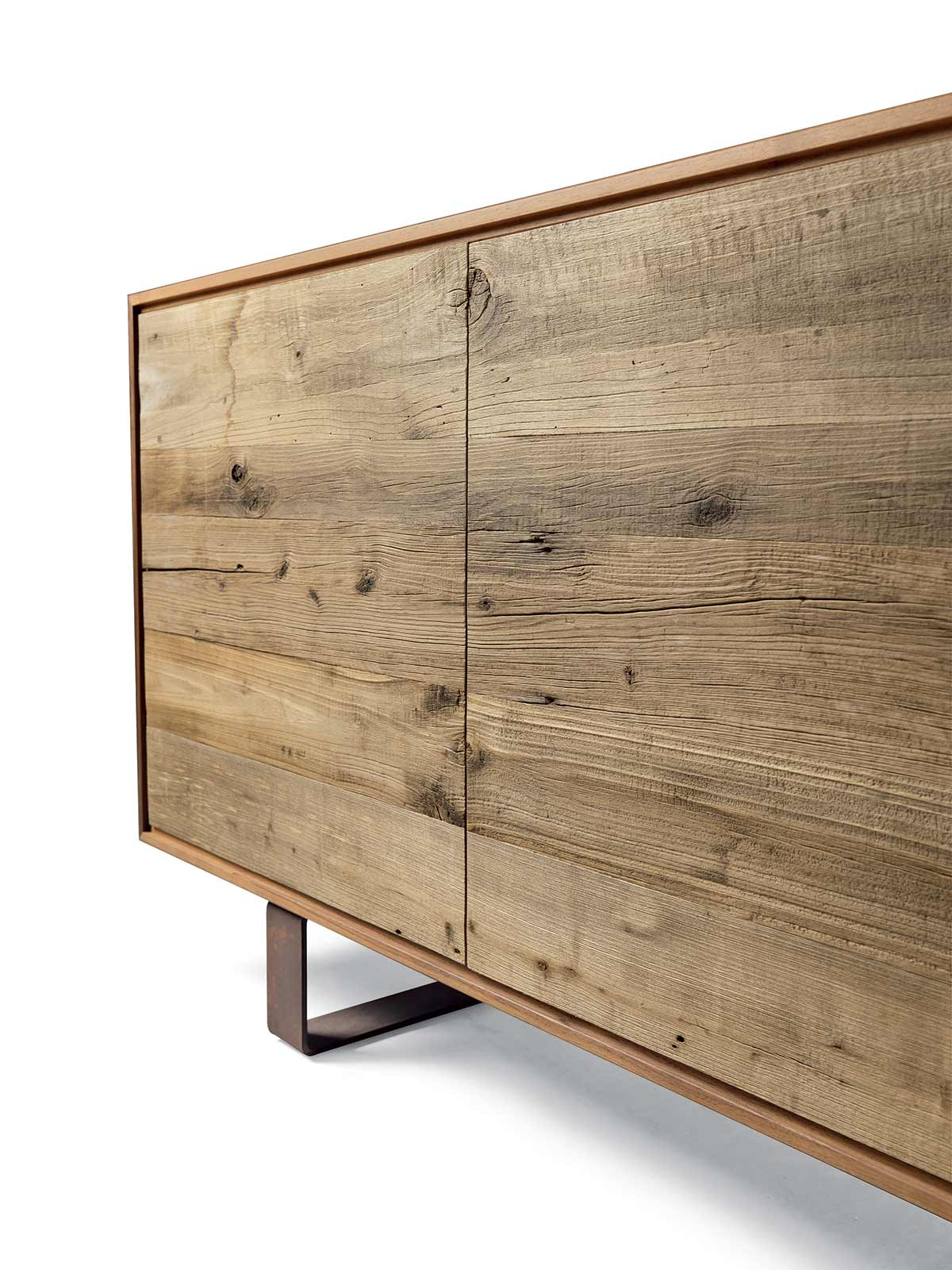new style 93fe5 c2cd3 Aron Sideboard - Natural Alder Wood - YumanMod