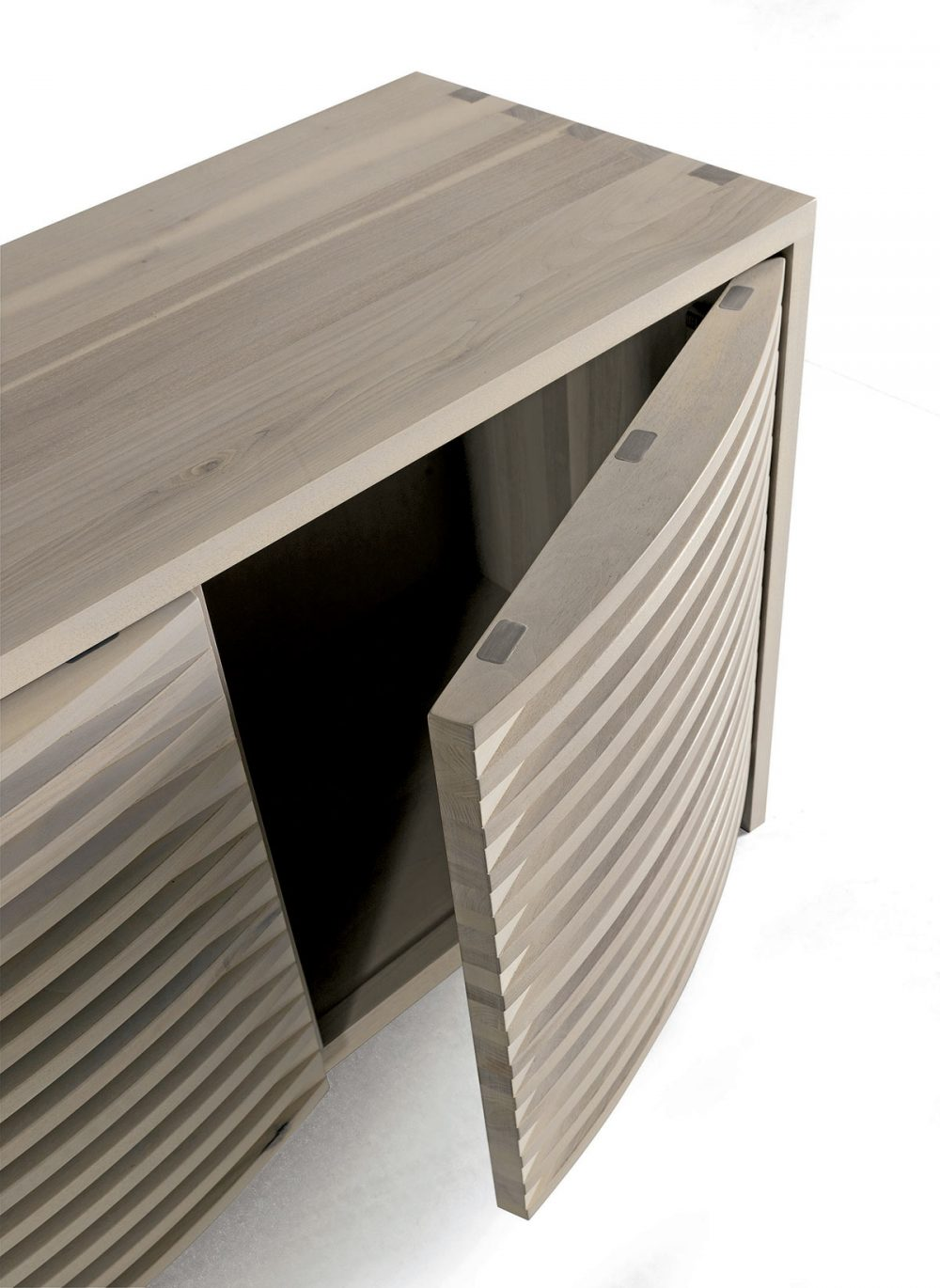 Alma Gray Sideboard Details