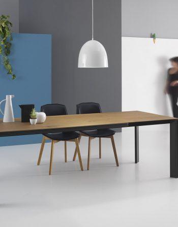 Table Matt Black